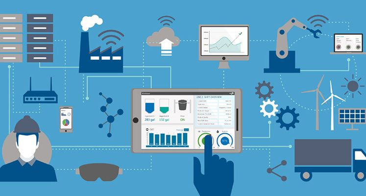 'Industrial Internet of Things onmisbaar voor industriesector'