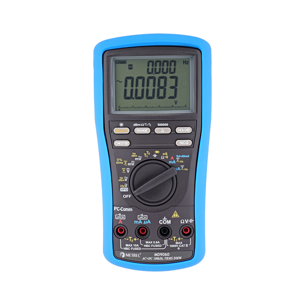 Metrel MD9060 digitale multimeter