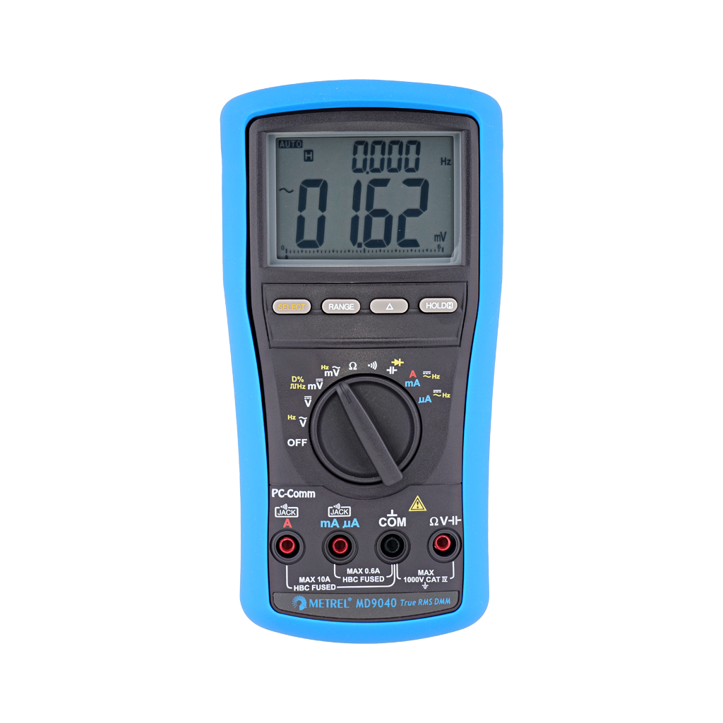 Metrel MD9040 digitale multimeter