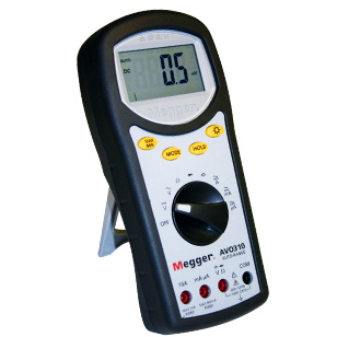 Megger multimeters