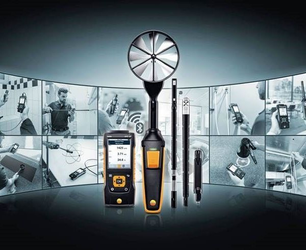testo 440 multifunctioneel meetinstrument