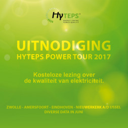 HyTEPS Power Tour 2017  |  gratis Power Quality training