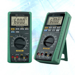 Kyoritsu 1051/1052 Industriële TRMS Multimeters