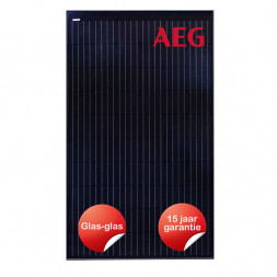 Glas-Glas zonnepanelen  (AS-M602G) 285 Wp