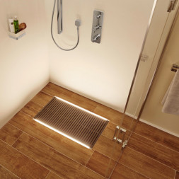 ACO Showerdrain Lightline pro