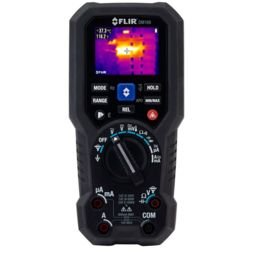DM166 TRMS multimeter met warmtebeeldcamera en IGM