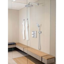 Grohtherm 3000 Cosmopolitan Perfect Shower set Chroom