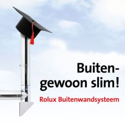 Rolux Buitenwand systeem