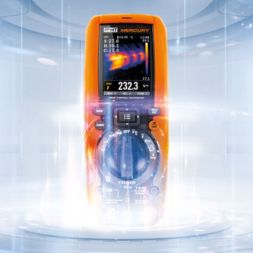 Elektro Lijn Mercury True RMS multimeter
