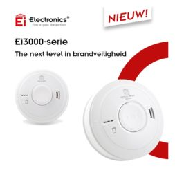 Next level in brandveiligheid: Ei3000 serie