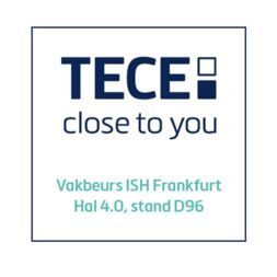 TECE: CLOSE to YOU op ISH beurs