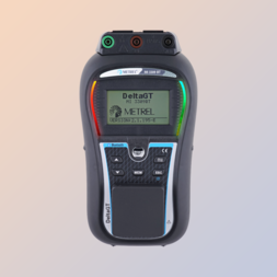 Basis apparatentester met Bluetooth communicatie MI3309BT