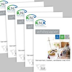 Gratis whitepaper over KNX in HVAC-installaties