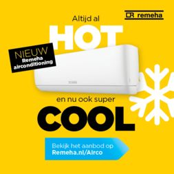 Remeha Diva airconditioning