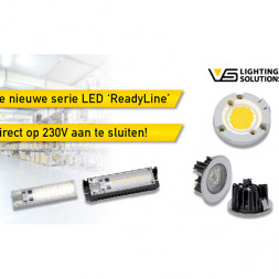 LED verlichting van VS Lighting